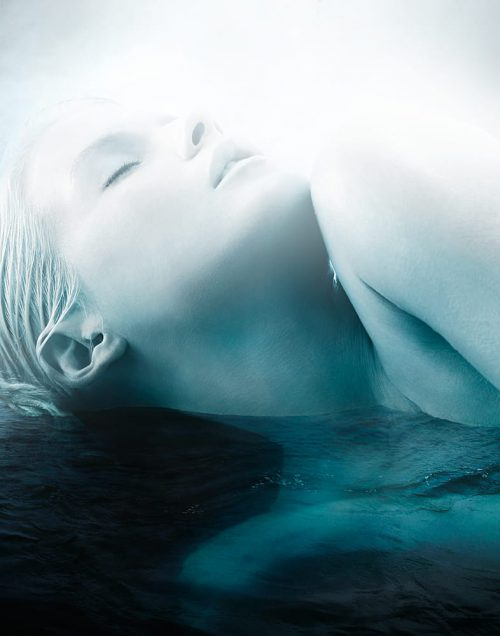 Underwater Fine Art Photography Michael David Adams Photographer Limited Edition Marie Claire